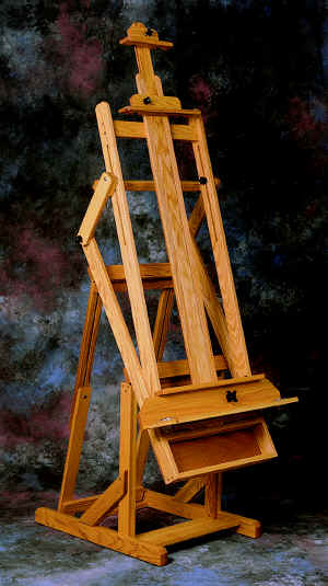 Quot European Easels Large Studio Easels